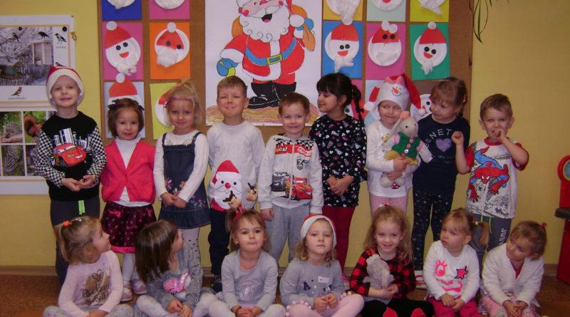 Odwiedził nas św. Mikołaj !