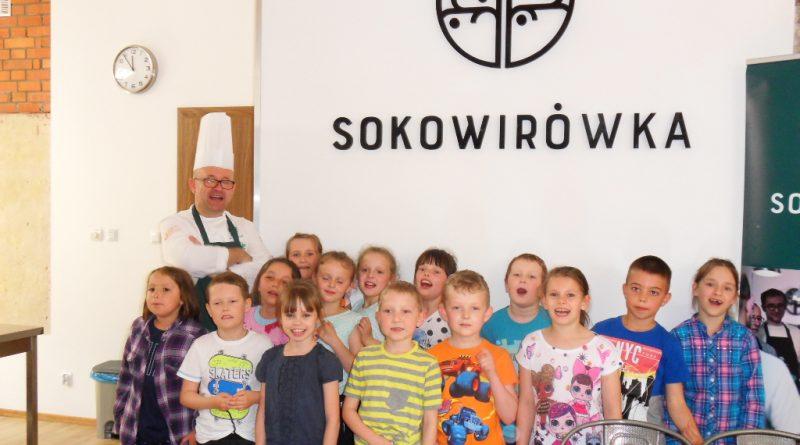 """Klasa I w """"Sokowirówce"""""""