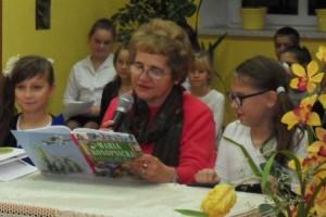 Wspólne czytanie utworów Marii Konopnickiej