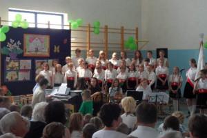 85 - lecia Szkoły Podstawowej im. Marii Konopnickiej w Kraczewicach
